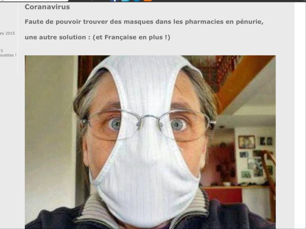 Le Coronavirus... et ses blagues du net... - Page 4 E2d66710