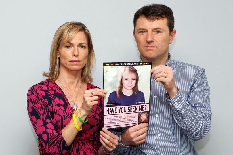 Madeleine McCann's parents say search has been hit by Covid but still have 'hope' 0_file11