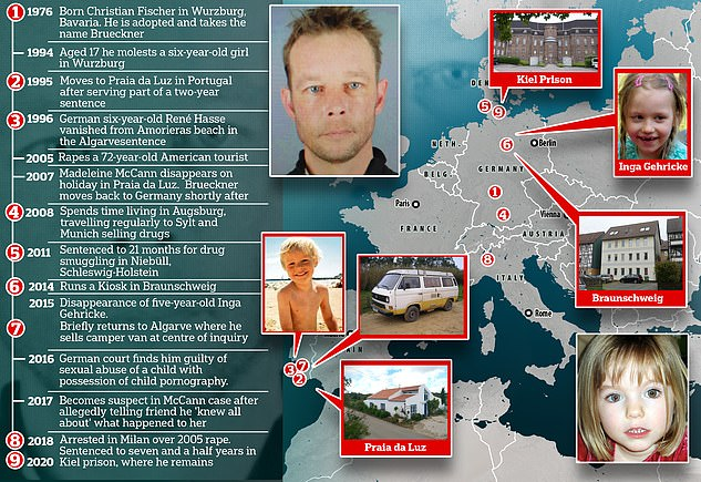 Madeleine McCann still a missing person case - Dame Cressida Dick 29284910