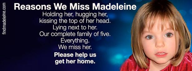 Madeleine McCann's parents reveal torment as they face 13th Christmas without 'hugging' their missing daughter 2_fm_f10
