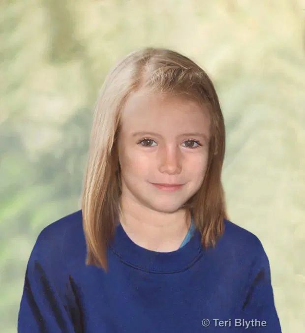 MISSING MADDIE How old would Madeleine McCann be now and what would she look like? Nintch15