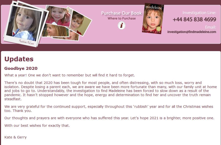 The Find Madeleine Fund - Page 4 Scre1164