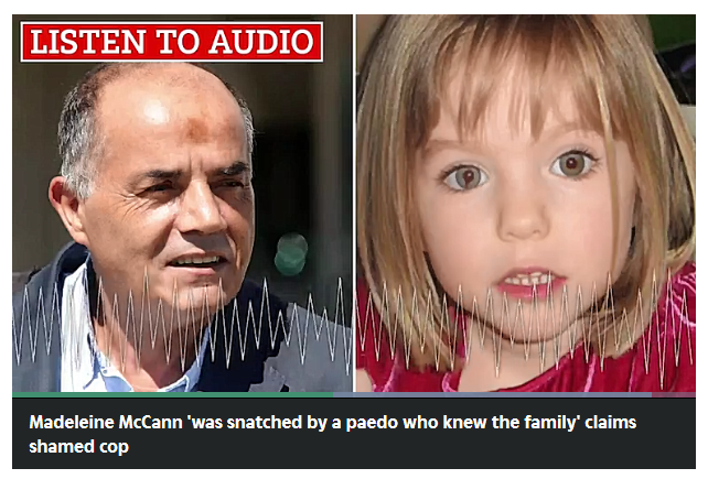 Madeleine McCann's parents thank public for 'being on our side' after £12m missing probe is given £300k funding Scree326