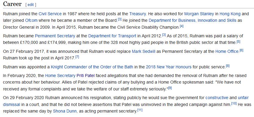 Sir Philip Rutman, the Madeleine McCann case and Operation Grange Scree483