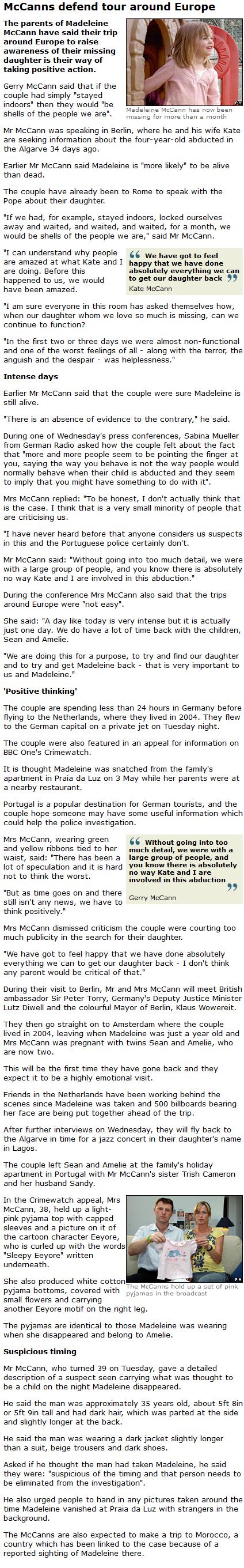Media Mayhem - MCCANN MEDIA NONSENSE OF THE DAY - Page 38 Scree771