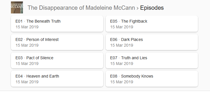 Netflix probes Madeleine McCann disappearance in new documentary - Page 16 Scree939