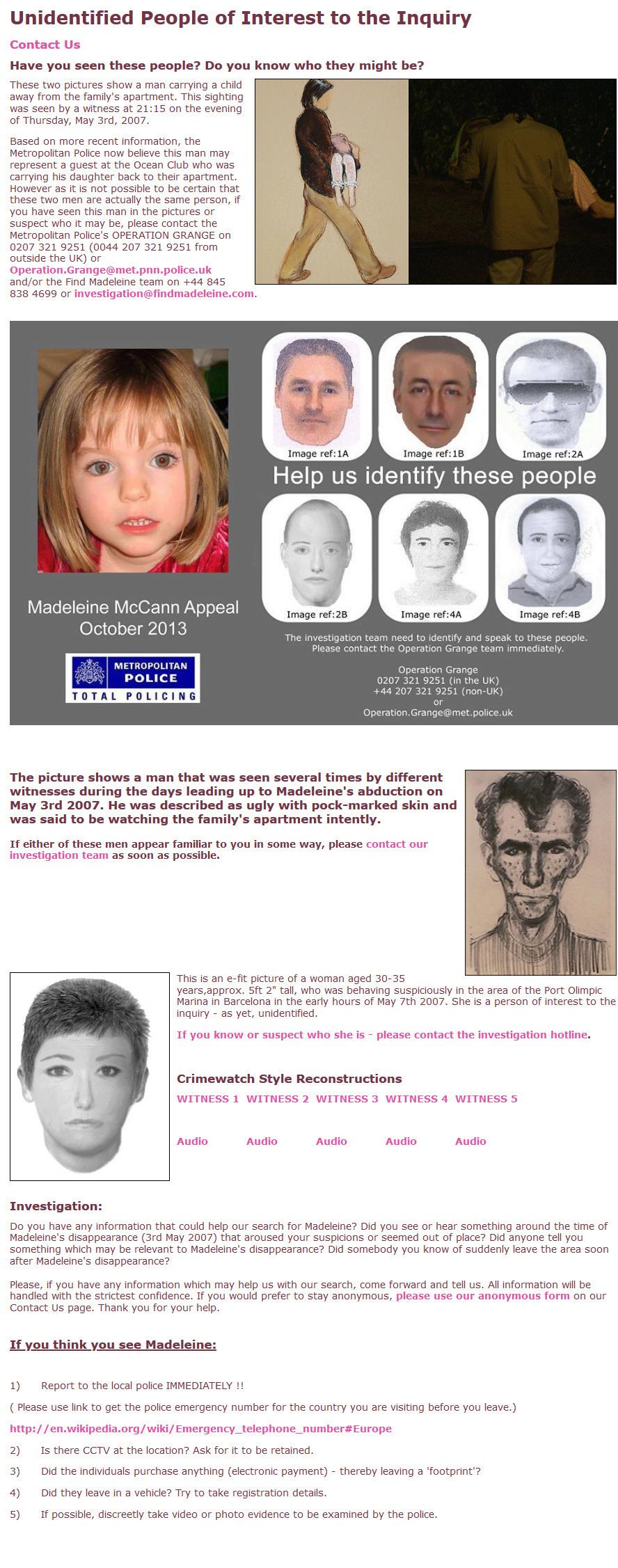 The Find Madeleine Fund - Page 2 Screen24
