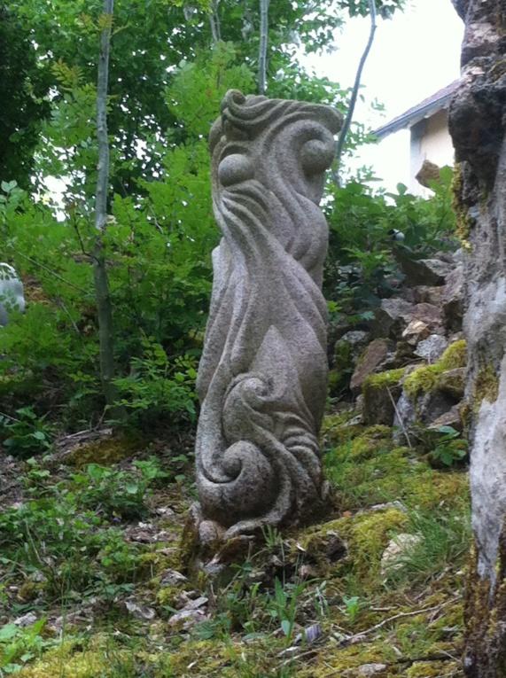 Colonne de granit  5eb3f510