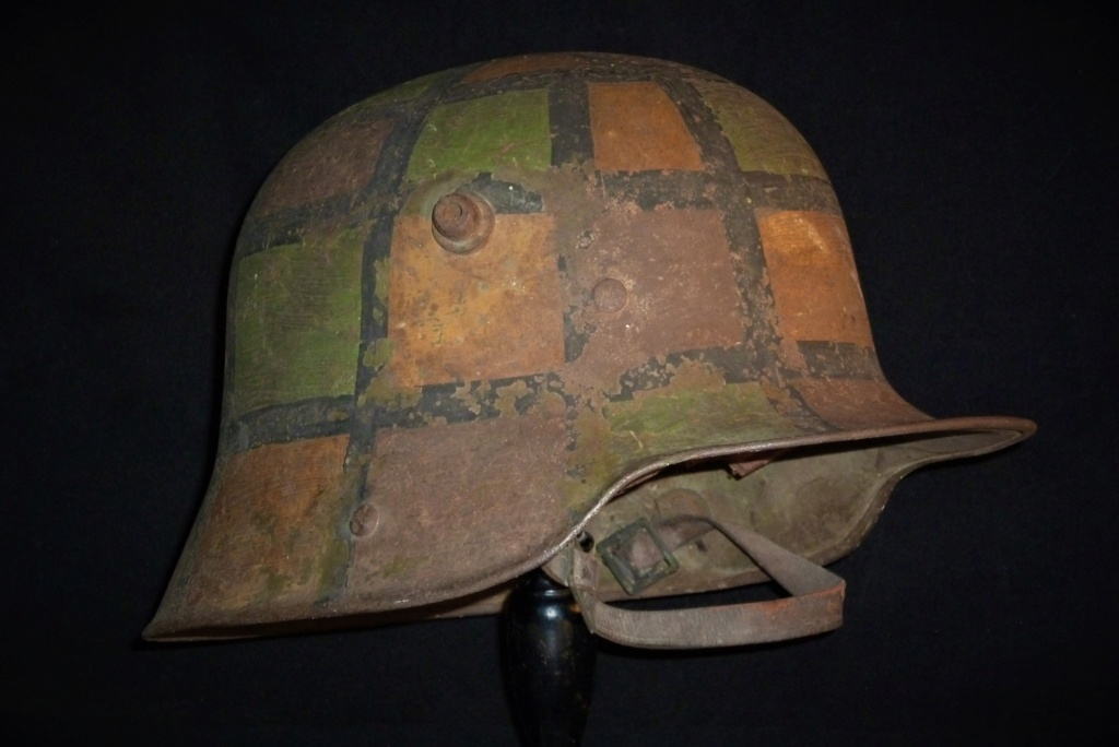 Stahlhelm M16 camouflage tortue 0011