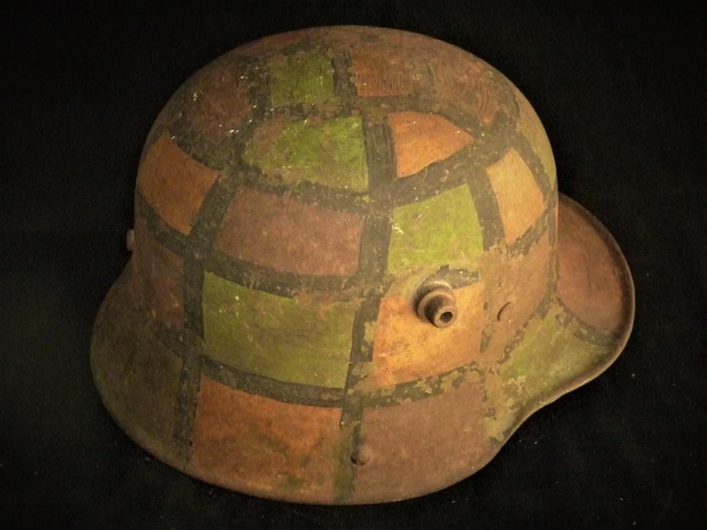 Stahlhelm M16 camouflage tortue 0126