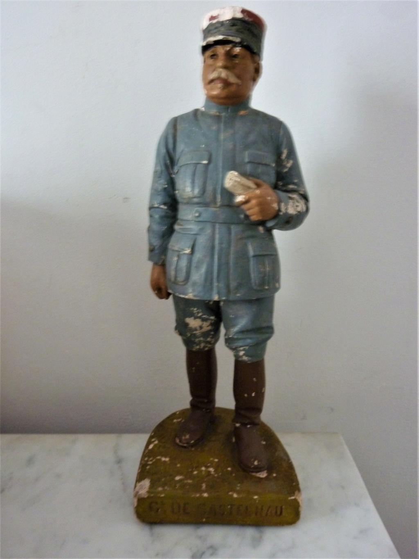Statue du Général Edouard de Castelnau 0137