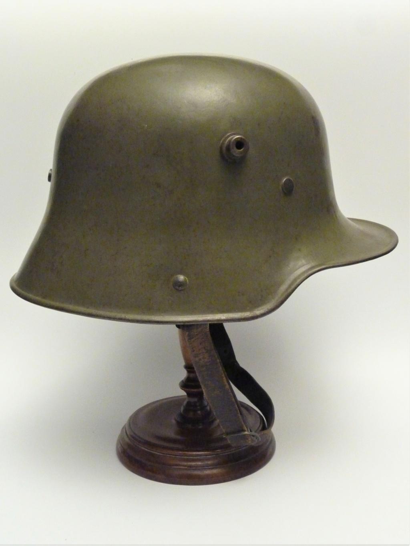 Sthalhelm M16  (modèle précoce vert pomme) 0138
