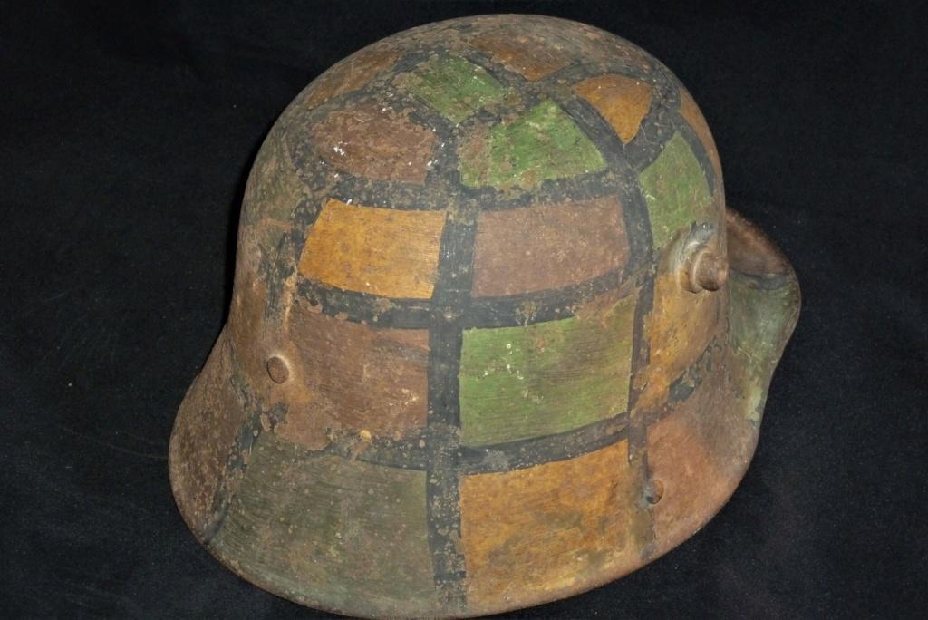 Stahlhelm M16 camouflage tortue 01bis11