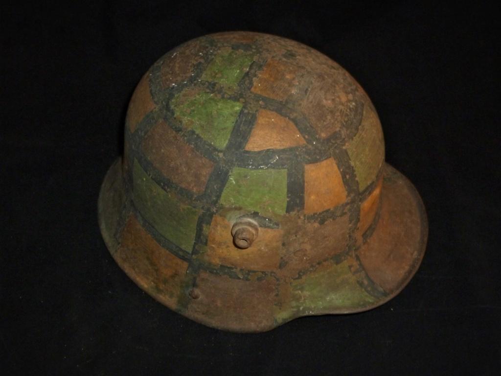 Stahlhelm M16 camouflage tortue 0226