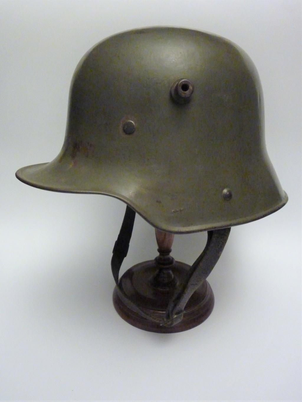 Sthalhelm M16  (modèle précoce vert pomme) 0234