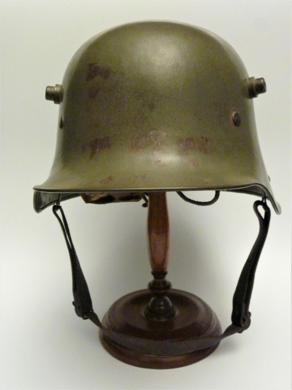 Sthalhelm M16  (modèle précoce vert pomme) 0330