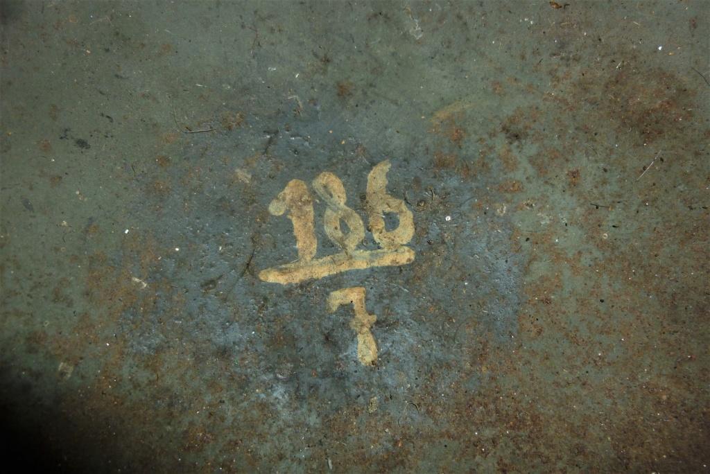 Stahlhelm M16 camouflage tortue 0420