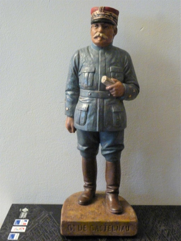 Statue du Général Edouard de Castelnau 0428