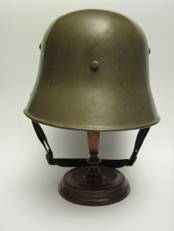 Sthalhelm M16  (modèle précoce vert pomme) 0429