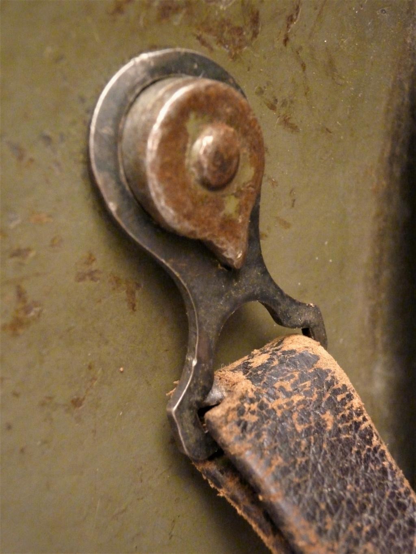 Sthalhelm M16  (modèle précoce vert pomme) 07a10