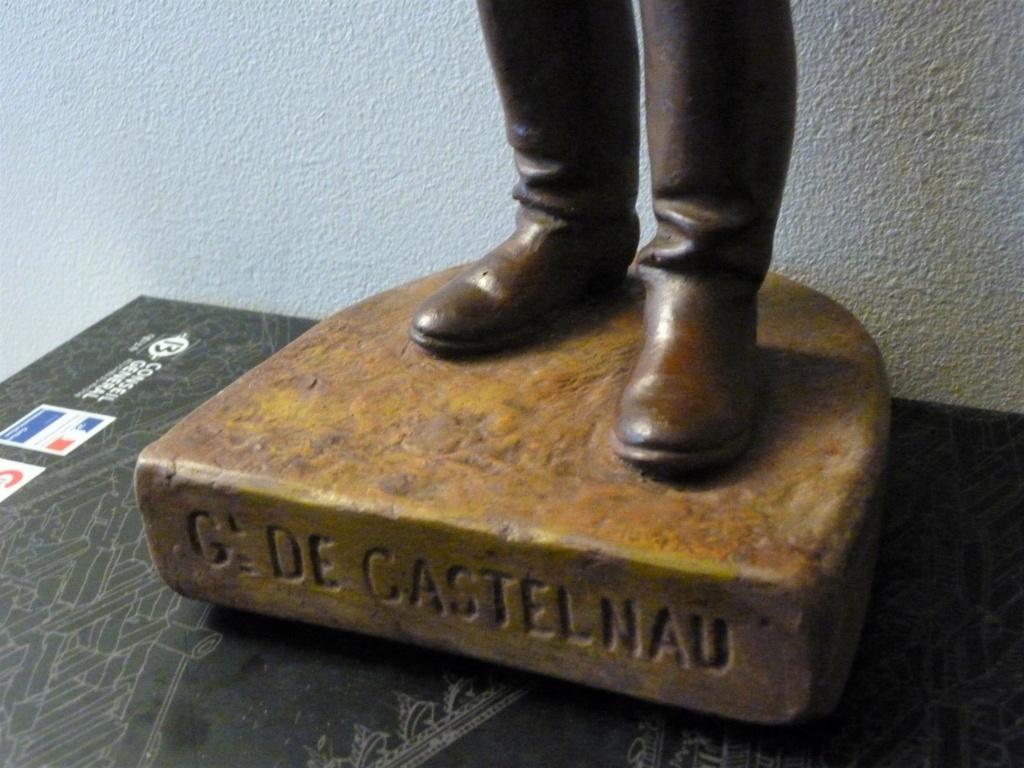 Statue du Général Edouard de Castelnau 0815