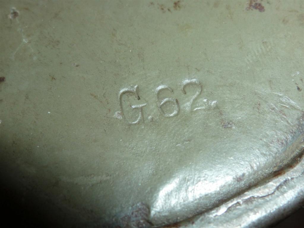 Sthalhelm M16  (modèle précoce vert pomme) 0816