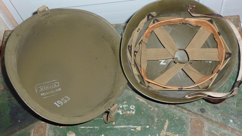 Casque M51 Couleur kaki de la Légion ? 1aa49b10