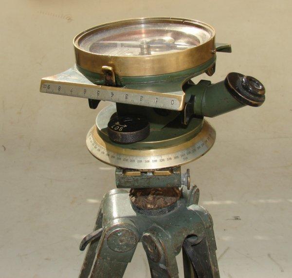 Boussole fussartillerie C.P GOERZ BERLIN 14-18 32953910