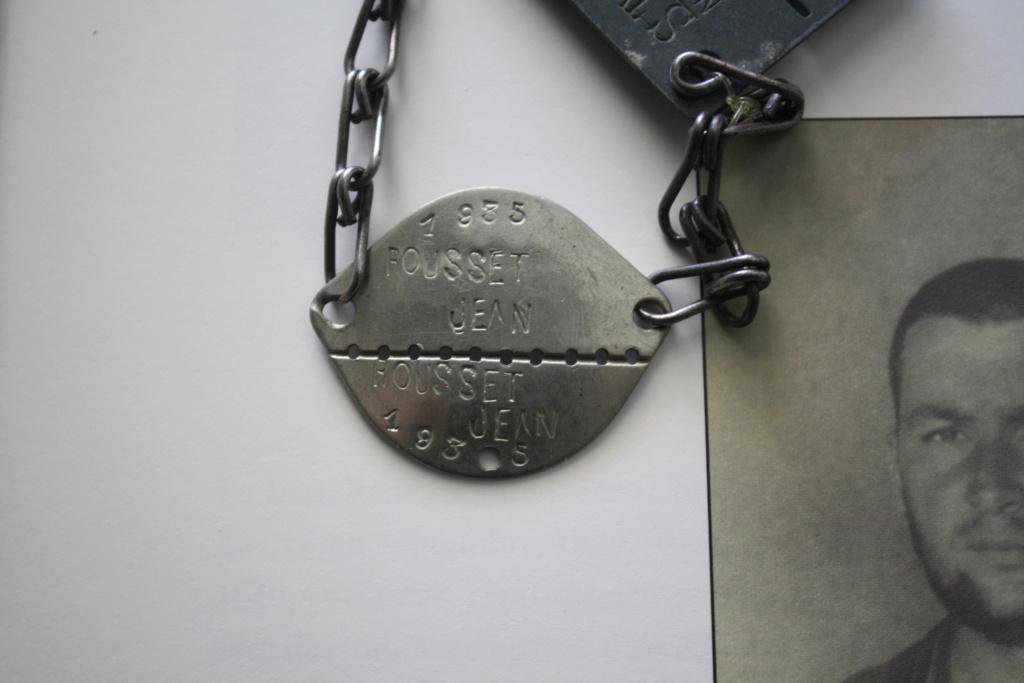 Plaque de prisonnier au STALAG IIB + plaque de soldat associé Img_4621