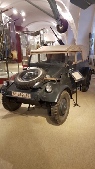 Musée de l'Histoire militaire (Heeresgeschichtliches Museum) M1111