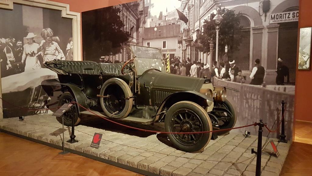 Musée de l'Histoire militaire (Heeresgeschichtliches Museum) M1910