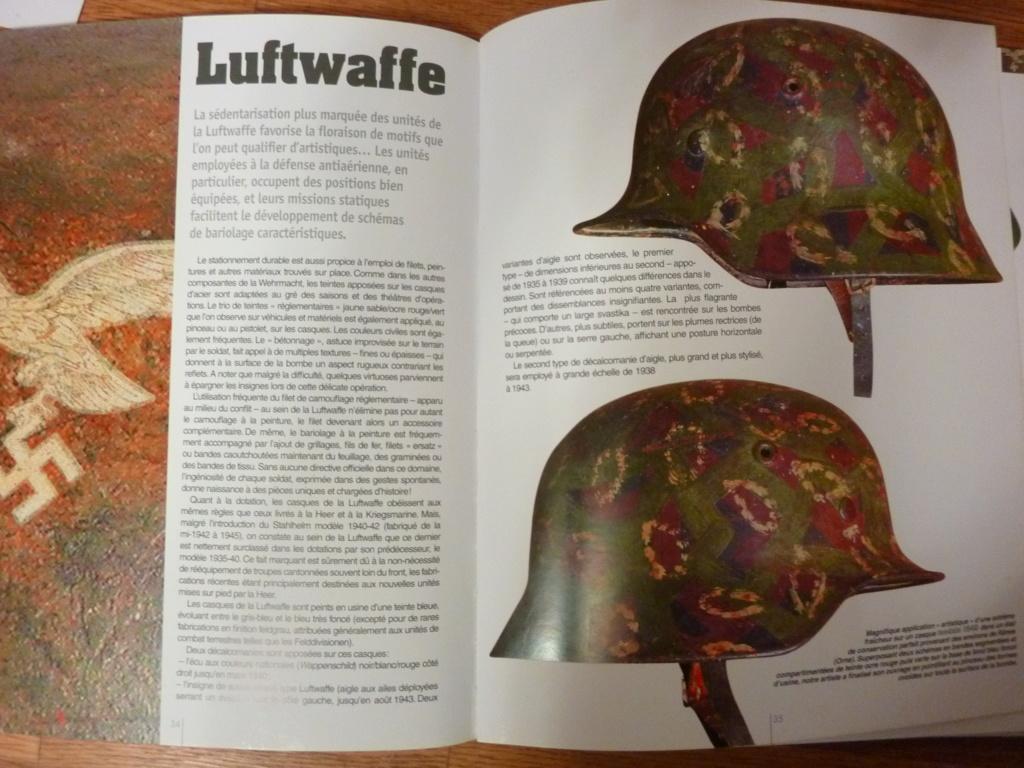 """Mon casque """"coloré"""" de la LUFTWAFFE P1270612"""