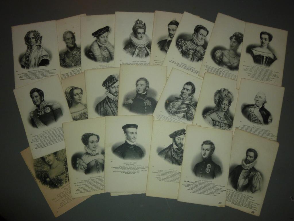 Album carte Napoléon Bonaparte  P1320112