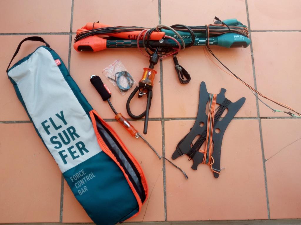 Barre Flysurfer Force M (55cm) 74692510