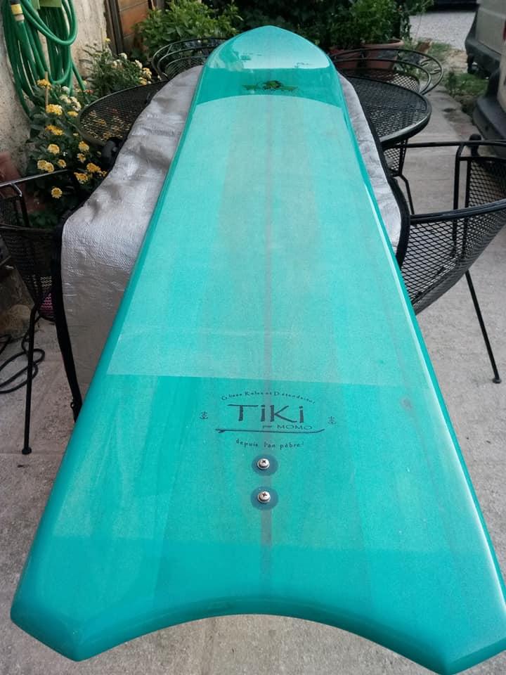 Mon Tiki FlyWar Tiki710
