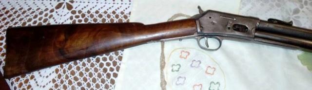 Colt Lightning cal .44 carabine western et de la police de San Francisco 36591810
