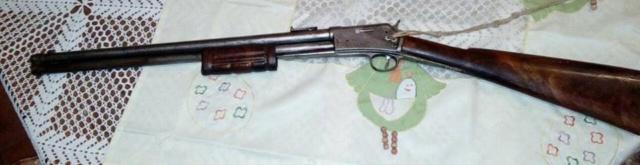 Colt Lightning cal .44 carabine western et de la police de San Francisco 36633811