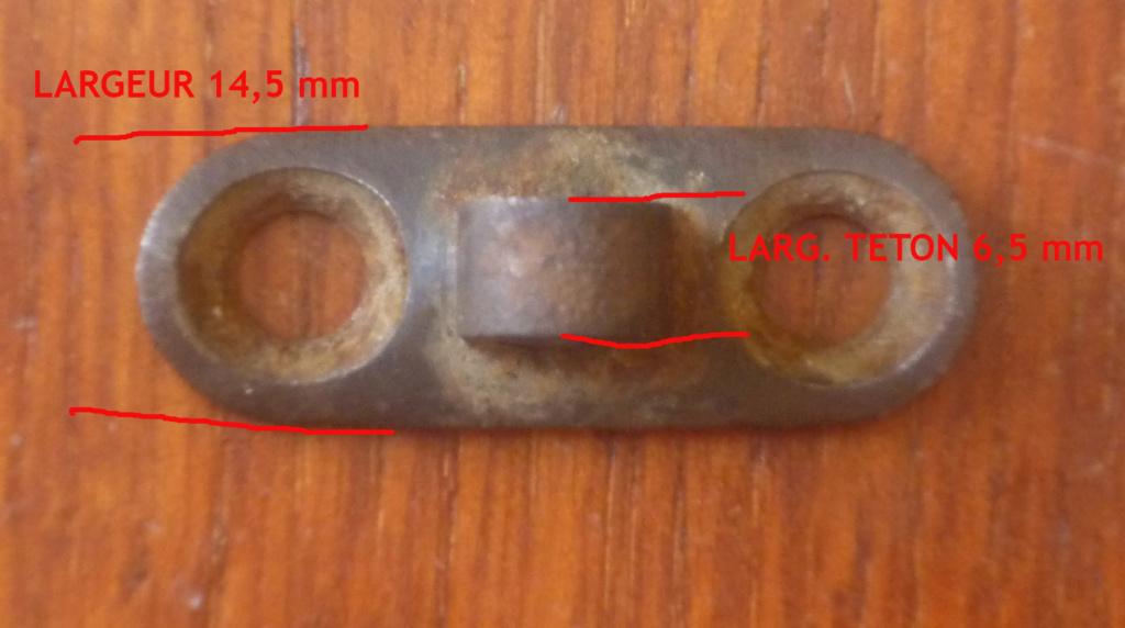 Identification d'une pièce de crosse de Lebel ? P1320513
