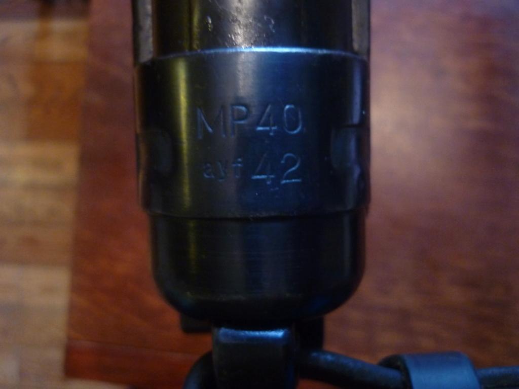 """Ma MP 40 """"yougo"""" P1320827"""