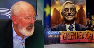 """Deutsche Bank geeft toe dat EU """"eco-dictatuur"""" nodig heeft om Green New Deal uit te voeren Dwaas10"""