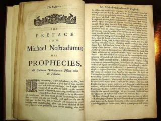 Nostradamus voorspelde  want nu gebeurt  465 jaar geleden al! Ogen11