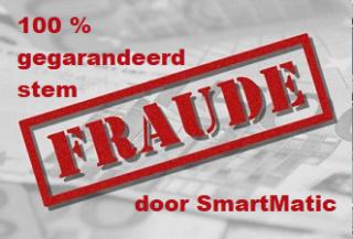 D66 stijgt in de peiling we gebruiken SmartMatic en dat is verbonden met George Soros Smart10