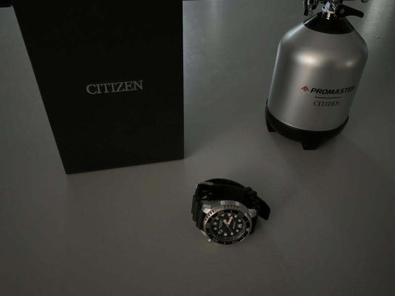 [VENDU] citizen promaster bn0150 : 160€ fdpin C7251510