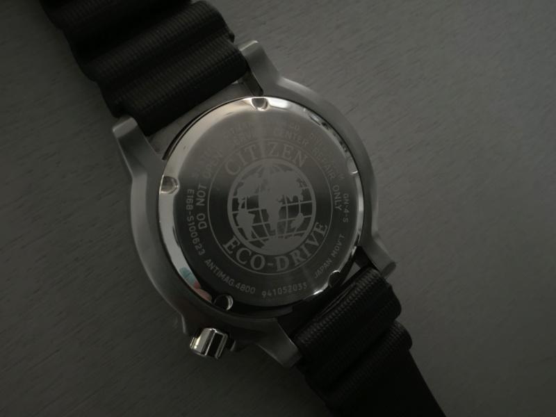 [VENDU] citizen promaster bn0150 : 160€ fdpin F819b110