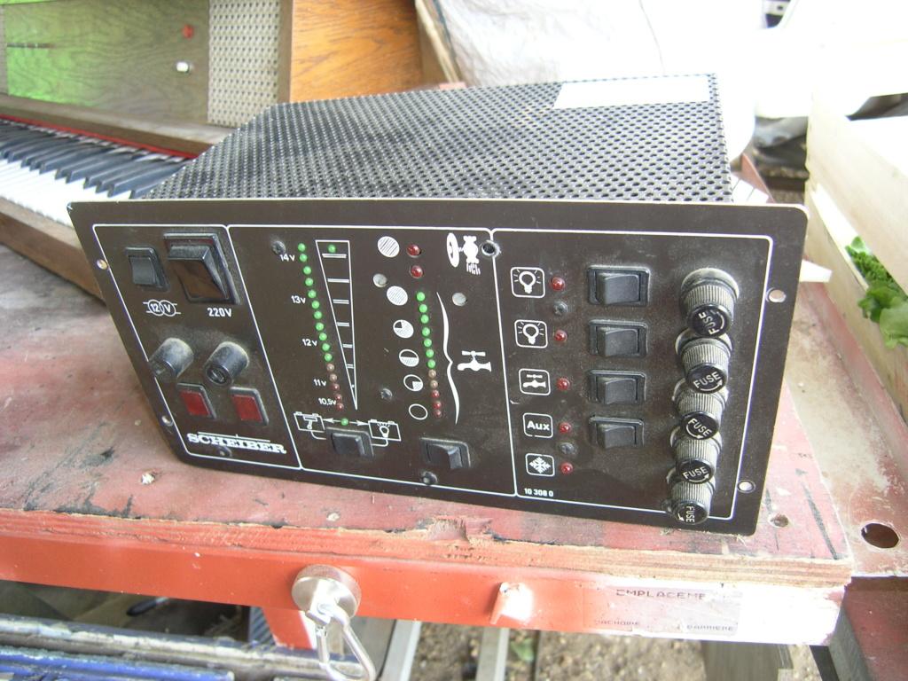 Vends Centrale de contrôle Scheiber 15A P1012811