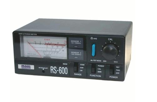 MAAS RS 600  Tosmètre - Wattmètre  Maas_r11