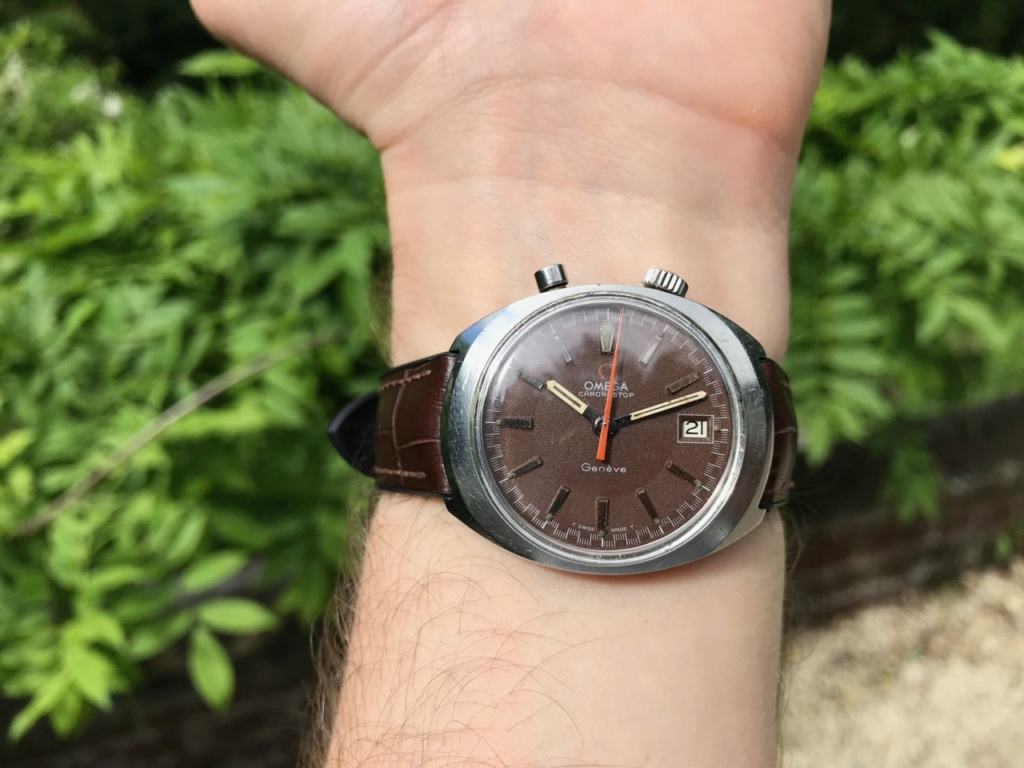 « Chronostop » le chronographe atypique d'Omega  Img_1215