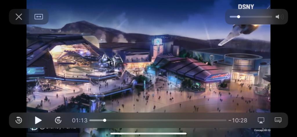 [Parc Walt Disney Studios] Attraction Iron Man et les Avengers (2021) - Page 33 66e33510