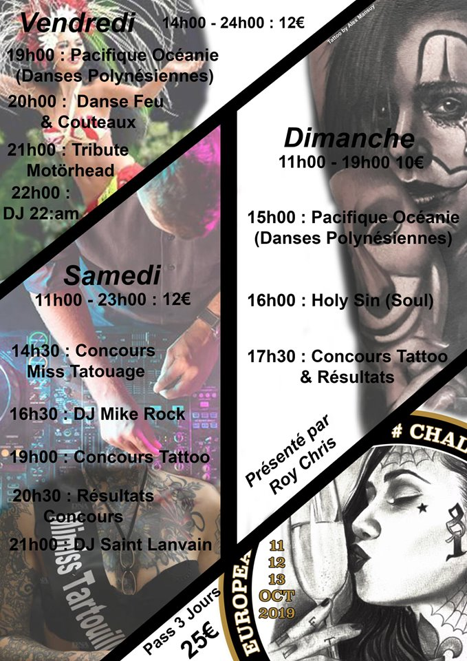 MANIFESTATION - Support Party - 11 Octobre 2019 - Chalons en Champagne - (51000)  71393010