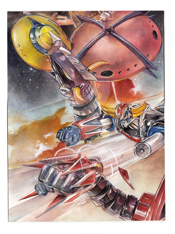 Le plus beau de tous les robots - Page 36 Goldra10